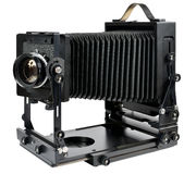 Large format camera Stock Photos