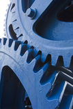 Large gears Royalty Free Stock Photos