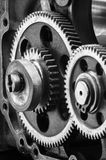 Large Gears Royalty Free Stock Photo