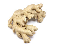 Large ginger root Royalty Free Stock Images