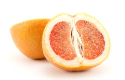 Large grapefruit Stock Image