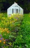 Large greenhouse Royalty Free Stock Image