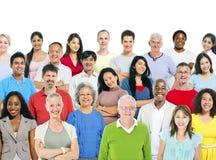 Free Large Group Of Multi-Ethnic People Royalty Free Stock Photo - 44823375