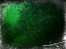 Large grunge textures and backgrounds. Large green grunge textures and backgrounds for your design Royalty Free Stock Photo