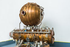 The large hadron collider Stock Photo