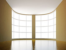 A large hall Royalty Free Stock Photos