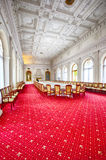 Large hall in Livadia palace Yalta Crimea Stock Photo