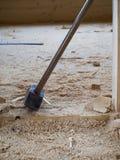 Large hammer Stock Image