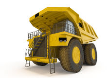 Large haul truck Royalty Free Stock Photos