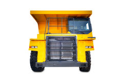Large haull truck isolated Stock Photography