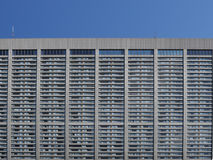Large highrise hotel Stock Images