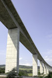 Large highway viaduct Stock Photography