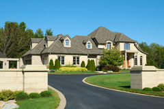Large Home Royalty Free Stock Image