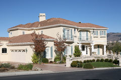 Large Home Stock Images