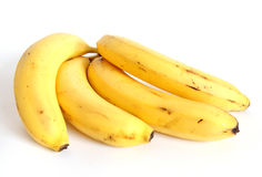 Large image of bananas Royalty Free Stock Image
