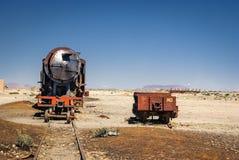 Large iron machine Stock Photography