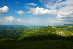 Large landscape from Bulgaria Royalty Free Stock Photo