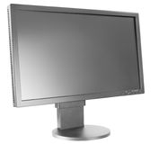 Large LCD monitor Stock Images