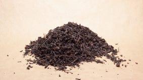 Large leaf tea Stock Images