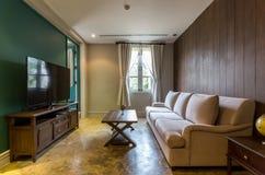 Large livingroom Royalty Free Stock Image