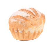 Large loaf of bread. Royalty Free Stock Photography