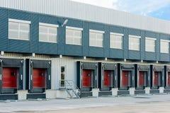 Large Logistic Warehouse Stock Images