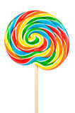 Large lollipop Royalty Free Stock Images