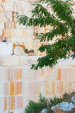 Large marble quarry Royalty Free Stock Photo