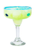 Large Margarita In Colorful Glass Royalty Free Stock Photography