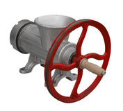 Large Meat Mincer Royalty Free Stock Image