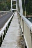 Large metal bridge Royalty Free Stock Photo