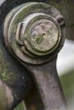 Large metal pin Royalty Free Stock Images