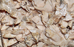 Large minerals Stock Image