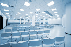 Large and modern auditorium Stock Photography