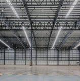 Large modern storehouse Stock Photos