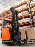 Large modern warehouse Royalty Free Stock Images