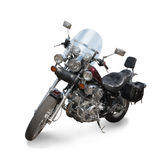 Large motor cycle Royalty Free Stock Photo