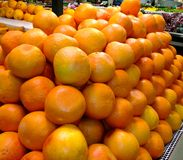 Large Naval Oranges Stock Photos