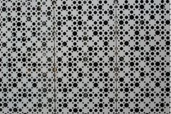 A large number of holes on a sheet of metal royalty free stock photo