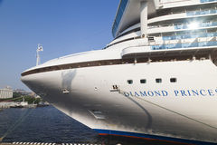 Large ocean liner Stock Photos