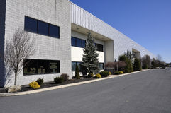 Large office building stock photography