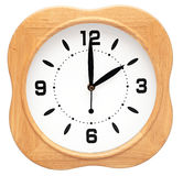 Large office wall clock Royalty Free Stock Photos
