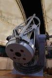 Large optical telescope Stock Photo
