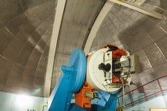 Large optical telescope Stock Photography