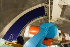 Large optical telescope Royalty Free Stock Photos