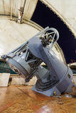 Large optical telescope Stock Images