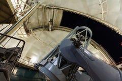 Large optical telescope Stock Photos
