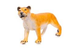 Large orange tiger Royalty Free Stock Photo