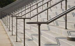Large Outdoor Stairs Royalty Free Stock Images
