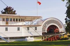Large paddlewheel Stock Photo